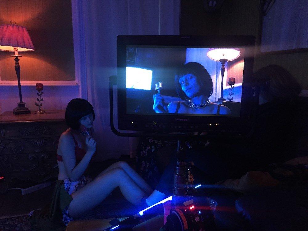 Blue: un film de Samantha Severin qui mélange angoisse et plaisir